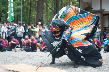 清川天宝神社
