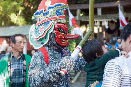高城天宝神社の祭り